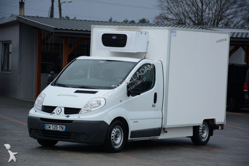Renault Trafic / 2013 / Carrier / -40*C / 3,5T / Euro 5 van