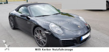 Porsche 991 Cabrio- Carrera S- - Turbo Räder Sportabgas