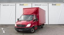 Mercedes cargo van