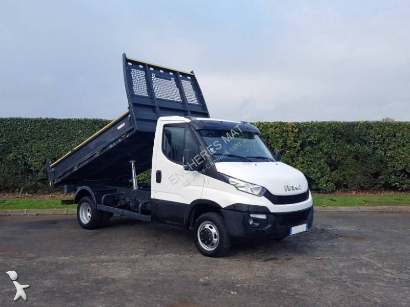 ench res utilitaire benne iveco daily 35c15 occasion n 2957096. Black Bedroom Furniture Sets. Home Design Ideas
