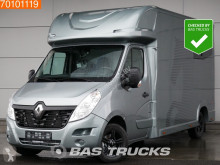 veicolo commerciale Renault Master 2.3 dCi 130 Paardenwagen Pferdetransporter Horse truck Horsemobile 17m3 A/C Towbar Cruise control