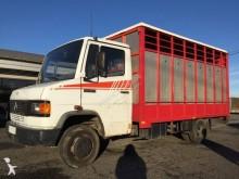 Mercedes cattle van