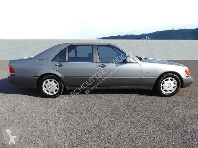 Voir les photos Véhicule utilitaire Mercedes S 500 Limousine lang S 500 lang,  mehrfach VORHANDEN!