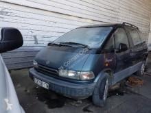 Toyota MPV car