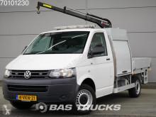 Volkswagen Transporter 2.0 TDI Open Laadbak Hiab Kraan Towbar