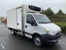 Iveco positive trailer body refrigerated van