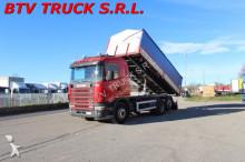 Scania 164 L 480 MOTRICE RIBALTABILE TRILATERALE