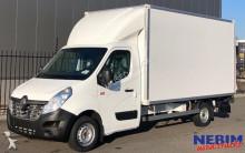 new large volume box van