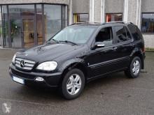 véhicule utilitaire Mercedes Classe M ML 270 CDI 4X4 CDI