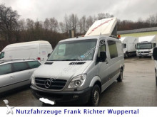 Mercedes 216 CDI, BF-3 Fahrzeug, WVZ-Anlage