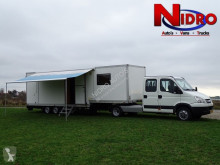 Iveco Daily BE LICENSE CAMPER 8.PERS GARAGE