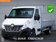 Renault Master Open laadbak 165PK Dubbellucht Navigatie Airco 3500kg Trekgewicht A/C Cruise control