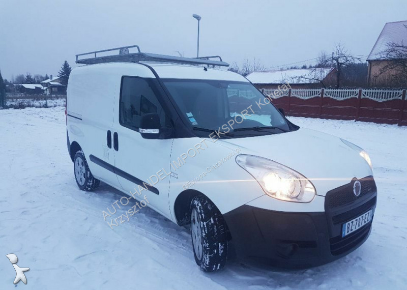 Pojazd dostawczy Fiat DOBLO COMBO 1,3 90 KM EURO 4
