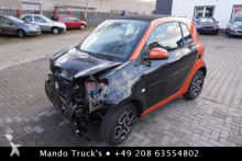 Smart fortwo coupé passion Navi, Klima