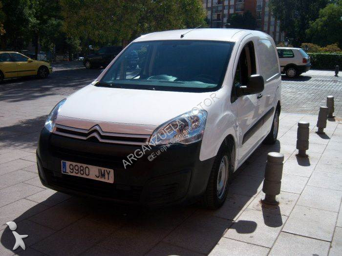 Ver las fotos Furgoneta Citroën Furgón 1.6BlueHDi 75