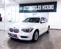 коммерческий автомобиль BMW 118 D