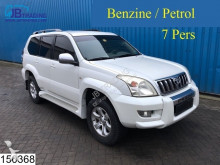 véhicule utilitaire Toyota Land Cruiser Prado EX BTW, 4.0 VX, V6 VVT-i, Executive Limited Automatic, 7 Pers, Off road, Navigatie, DVD,