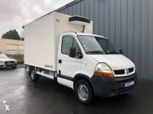Renault positive trailer body refrigerated van
