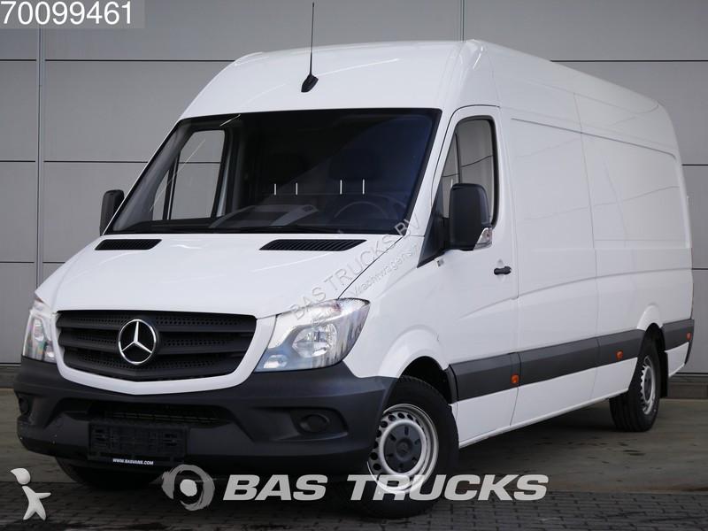 Bedrijfswagen Mercedes 314 CDI Topstaat 4.000km! Lang Airco L3H2 14m3 A/C Cruise control