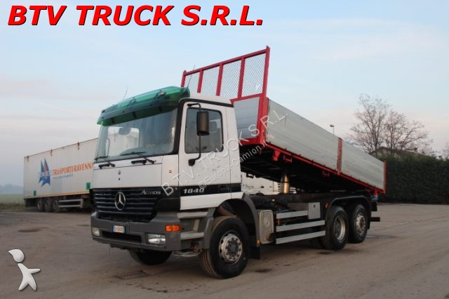 Veicolo commerciale Mercedes ACTROS 18 40 MOTRICE RIBALTABILE TRILATERALE