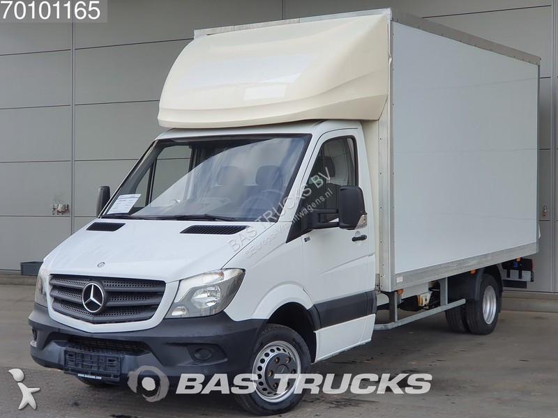 Bedrijfswagen Mercedes 513 CDI Bakwagen Laadklep Zijdeur 21m3 A/C Cruise control