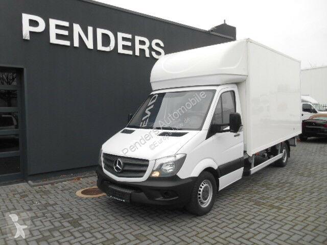 Mercedes Sprinter 313 CDI Koffer Automatik-Navi-Klima Transporter/Leicht-LKW