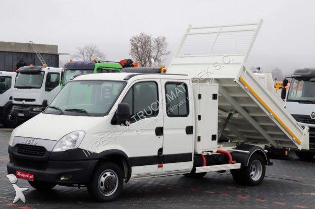 Pojazd dostawczy Iveco DAILY 35C12 / DOKA 7 SEATS / 2.3 125 HP / TIPPER