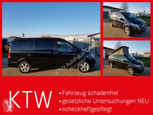 Mercedes V 220 Marco PoloEDITION,Allrad,Comand,Standhzg. Transporter/Leicht-LKW