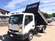 Nissan three-way side tipper van
