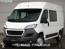 Peugeot large volume box van