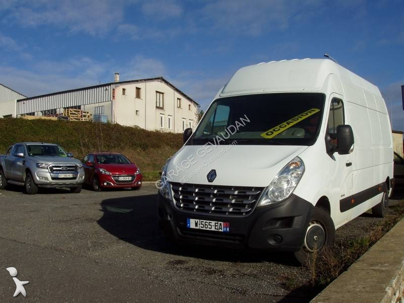 Fourgon utilitaire Renault Master 150.35 occasion - n°2990433