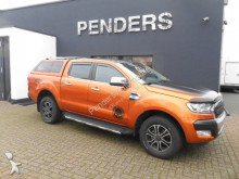 Ford Ranger Doppelkabine 4x4 Limited*Wrapped Orange*