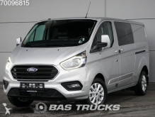 Ford Transit 2.0 TDCI DC 130PK Automaat Full Option Navi Camera 4m3 A/C Double cabin Towbar Cruise control