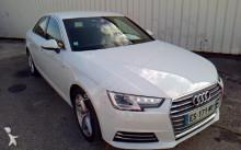 bedrijfswagen Audi