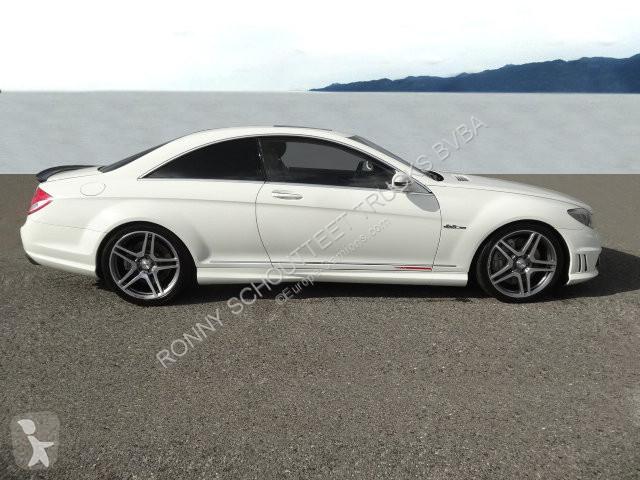 Voir les photos Véhicule utilitaire Mercedes 63 AMG Coupe  63 AMG Coupe SHD/Autom./Klima
