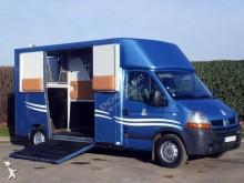 pojazd dostawczy do transportu koni używany
