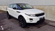 Land Rover van