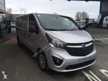 bedrijfswagen grote bak Opel