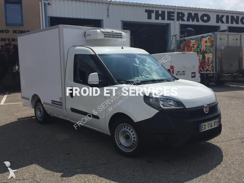 Véhicule utilitaire Fiat Plancher Cabine 1.6 MJT 105