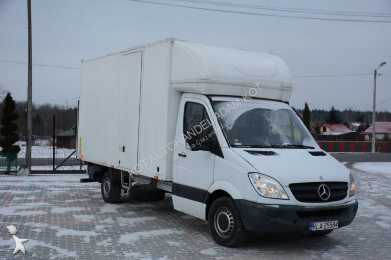 Pojazd dostawczy nc MERCEDES-BENZ - Sprinter 318 DCI / V6 / 1100kg net load / 2007 / Lift