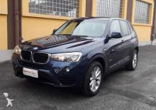 BMW X3 xdrive 2.0d business automatico - tagliandi uffic.
