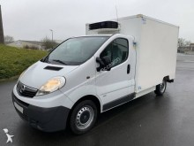 Opel negative trailer body refrigerated van