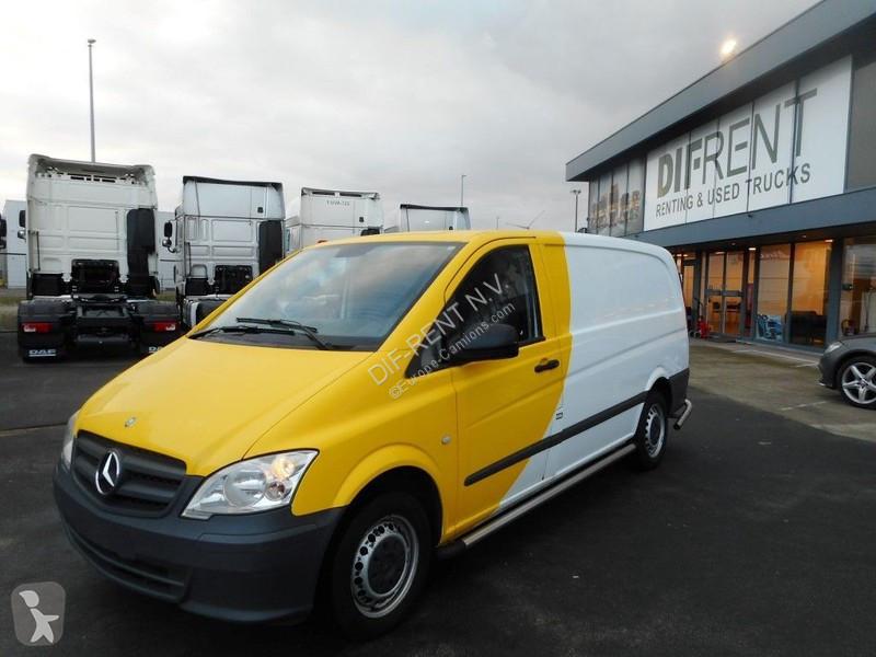 80701b130f Used Mercedes Vito cargo van 110 CDI Diesel - n°3022679