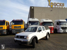 Nissan Pick-up 2.5 D 27.570km!! PickUp + 4x4