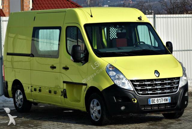 Pojazd dostawczy Renault Master Kastenwagen* Top Zustand!