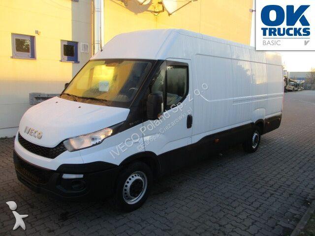 Pojazd dostawczy Iveco 35S1523V