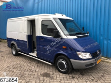 Mercedes 413 CDI Sprinter MONEY TRANSPORTER, Compleet Gepantserde voertuig, 3 Pers zit, Airco,Manual, Steel suspension