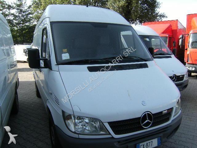 Vedere le foto Veicolo commerciale Mercedes 313