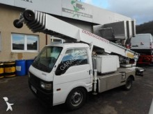 Mazda furniture lift van