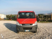 Iveco three-way side tipper van